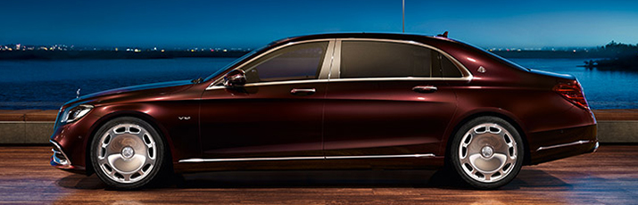 Mercedes-Maybach S-Class